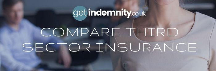 Compare third sector / charity insurance
