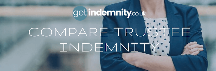 Compare trustee indemnity insurance cost