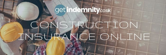 Compare construction insurance cost online