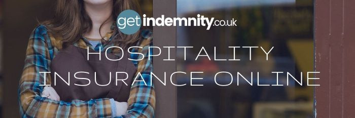 Compare hospitality insurance online