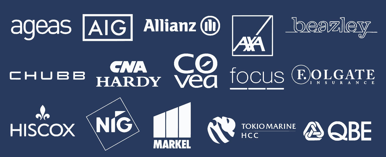 Best business insurance providers include: Ageas, AIG, Allianz, AXA, Beazley, Chubb, CNA Hardy, Covea, Focus, Folgate, Hiscox, NIG, Markel, Tokio Marine, and QBE.