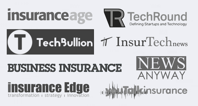Press release featured in the following insurtech publications