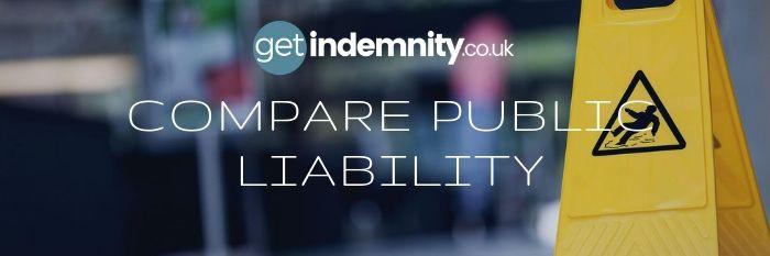 Compare public liability insurance quotes online